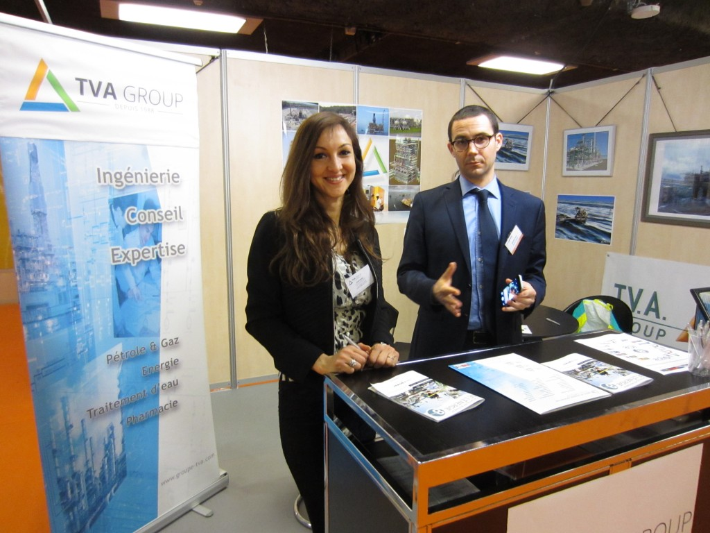 TVA Group au Salon de l'énergie