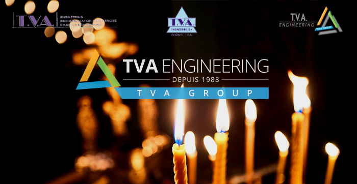32 ans TVA Engineering